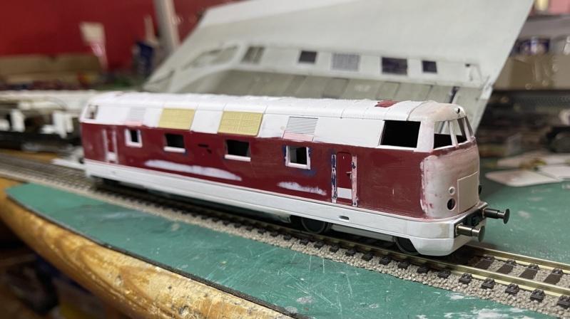 V180 001 Prototyp vom LKM Babelsberg in H0 4e270510