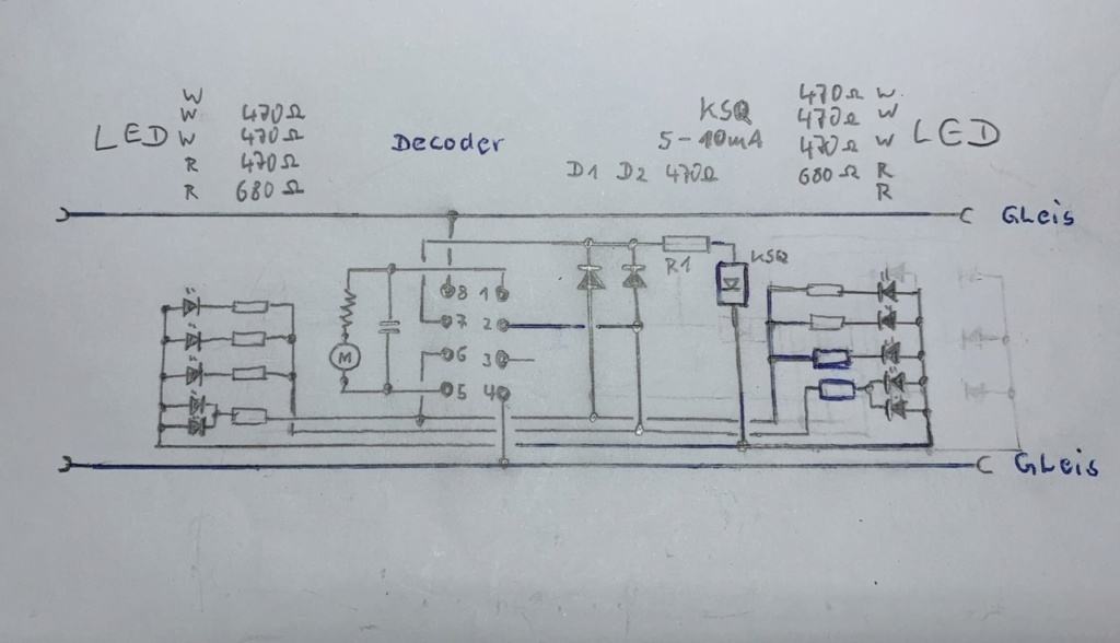 LED-Schaltung 52e52a10