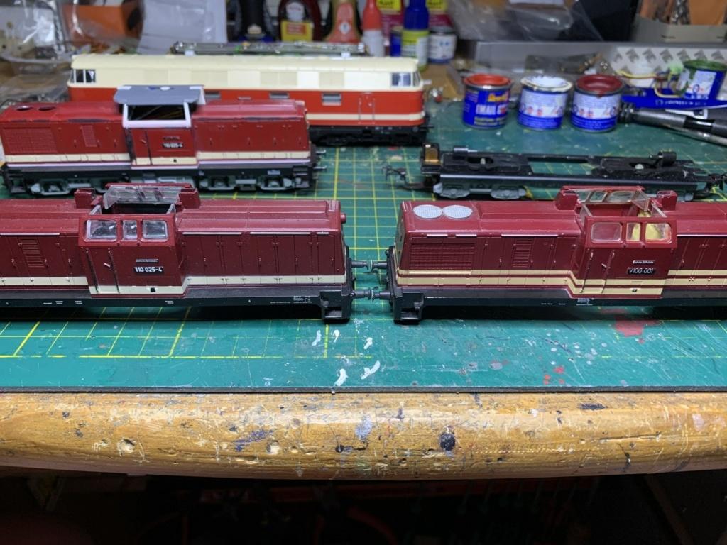 Die Baureihe 110 der Deutschen Reichsbahn 5583ae10