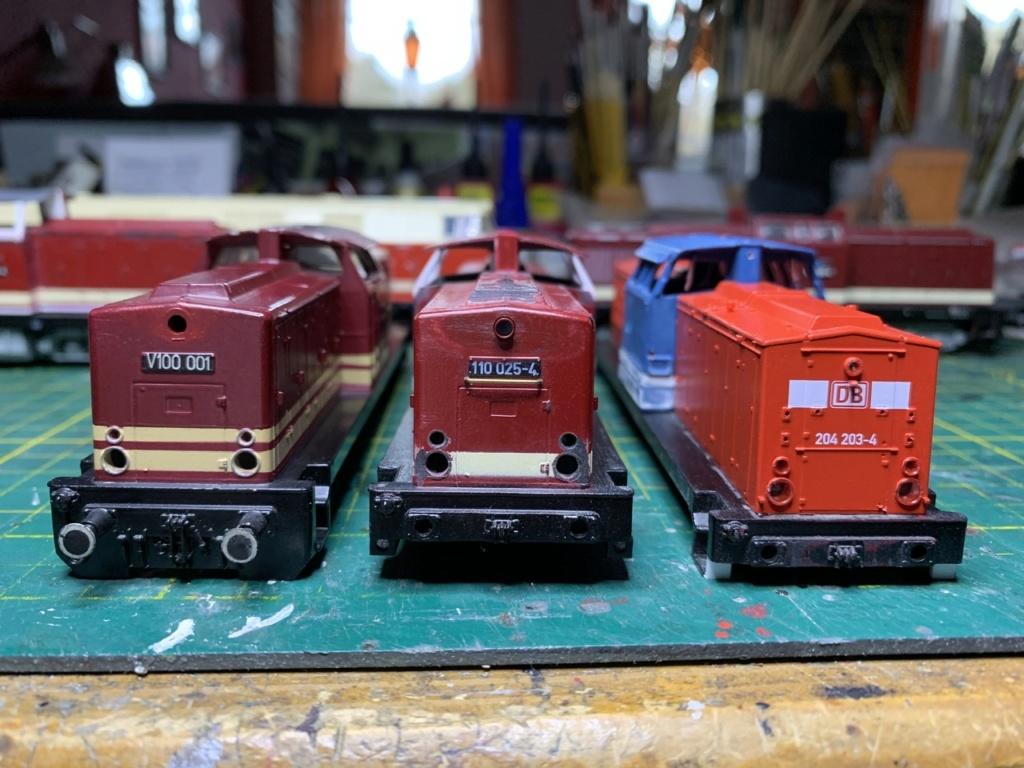 Die Baureihe 110 der Deutschen Reichsbahn 63815910