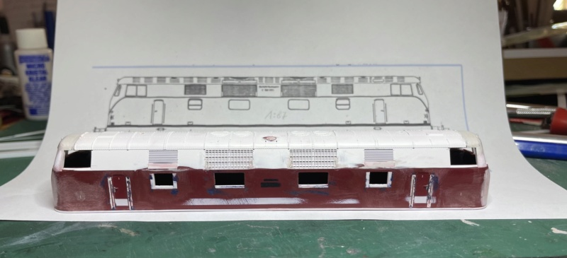 V180 001 Prototyp vom LKM Babelsberg in H0 6d06ca10