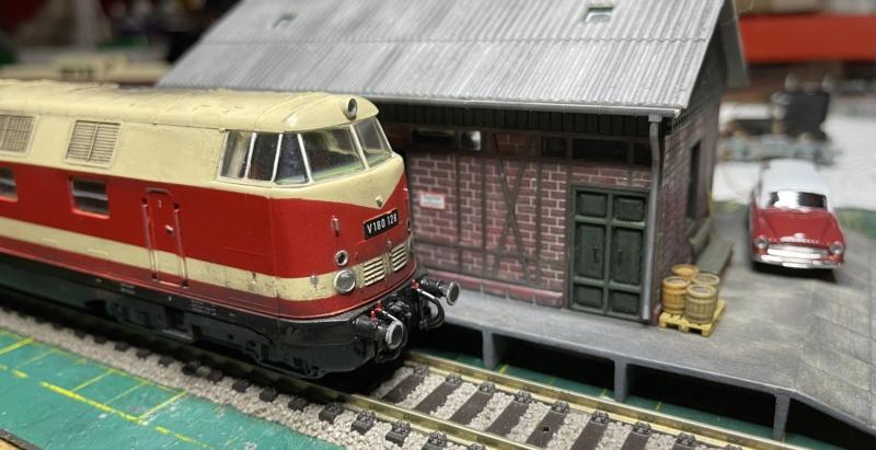 Heiße Liebe Baureihe V 180 (118) in H0 6ef34610