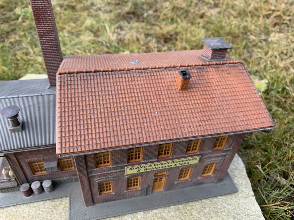 Bahnbauten - Auhagen / Pola / Kibri / Faller / Vollmer 72796b10