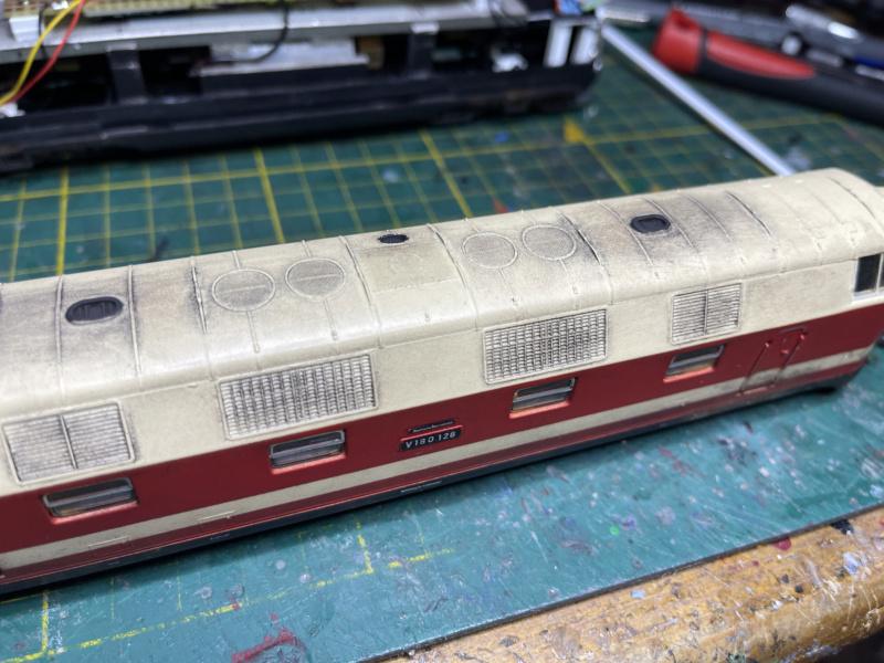 Heiße Liebe Baureihe V 180 (118) in H0 96715310
