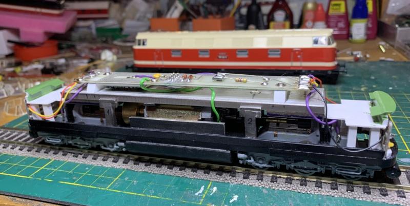 Heiße Liebe Baureihe V 180 (118) in H0 96f54910