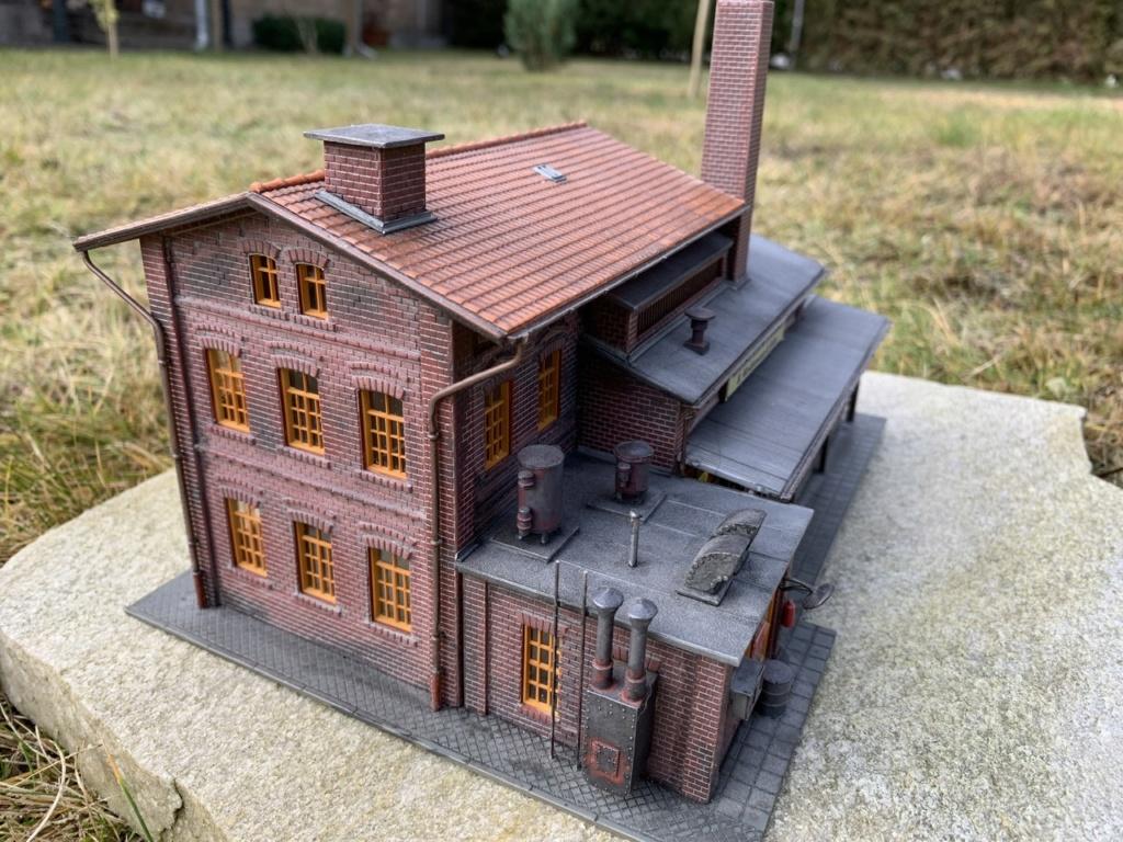 Bahnbauten - Auhagen / Pola / Kibri / Faller / Vollmer 9853e610