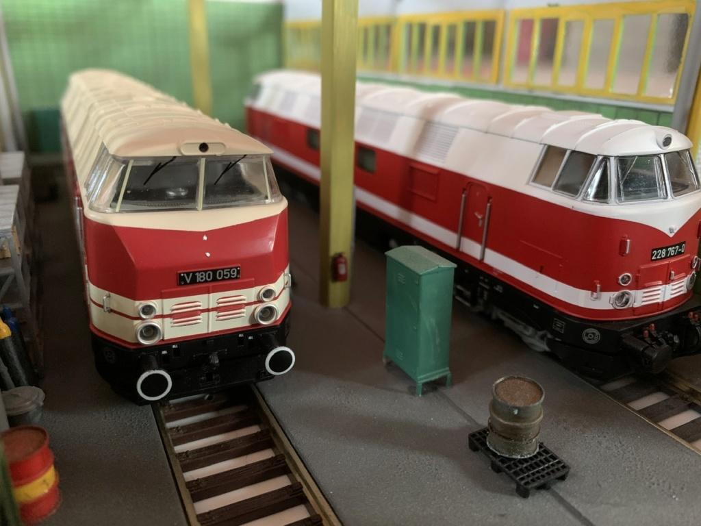 dieselhydraulische  BR 118/V 180 9df53910