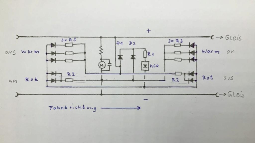 LED-Schaltung B36b4610