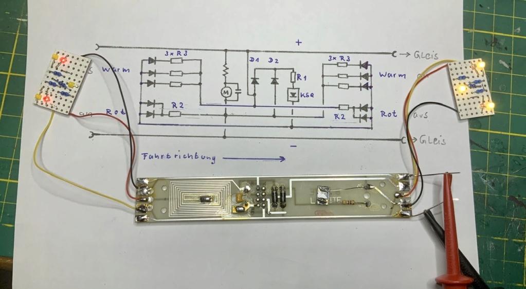 LED-Schaltung B6af9710