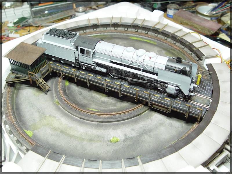 Bahnbauten - Auhagen / Pola / Kibri / Faller / Vollmer Dsc04119