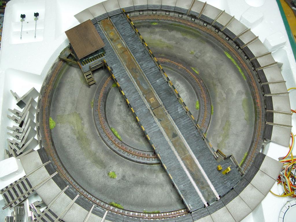 Bahnbauten - Auhagen / Pola / Kibri / Faller / Vollmer Dsc04120
