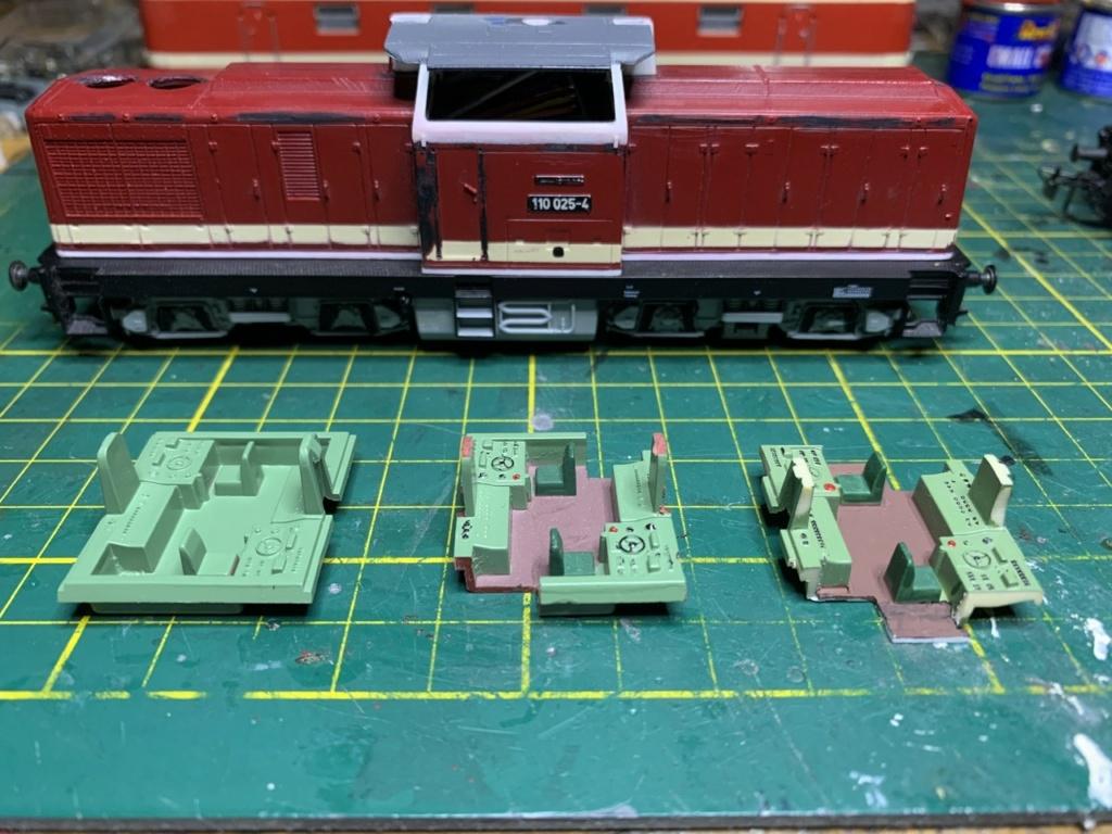 Die Baureihe 110 der Deutschen Reichsbahn E8c62210