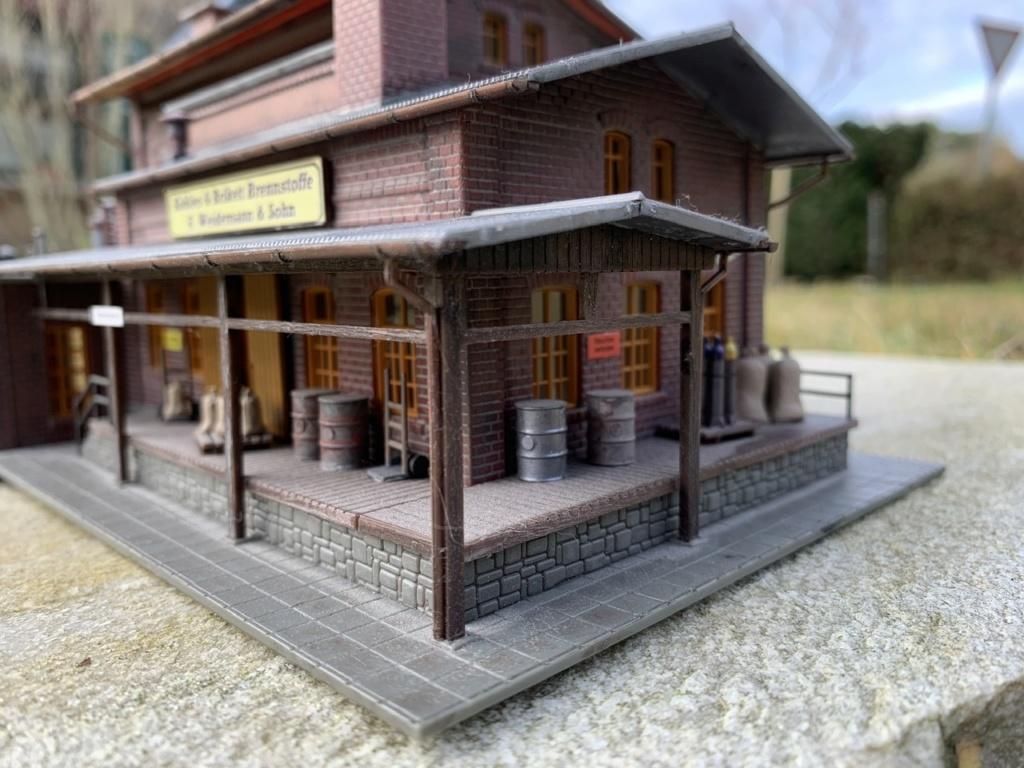 Bahnbauten - Auhagen / Pola / Kibri / Faller / Vollmer F5c9b010