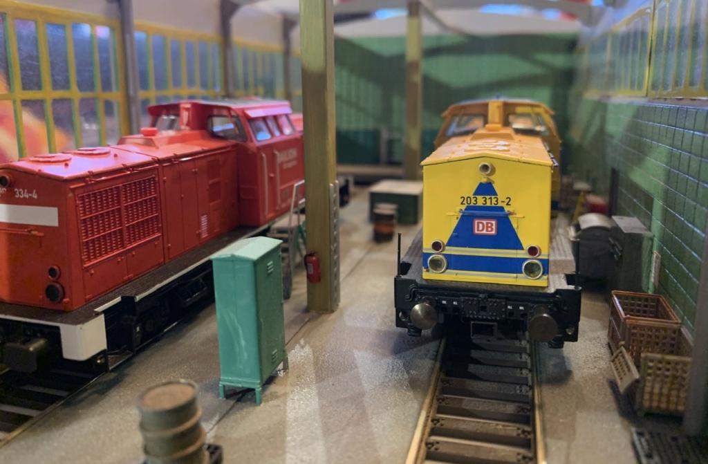 Die Baureihe 110 der Deutschen Reichsbahn Fc58c910