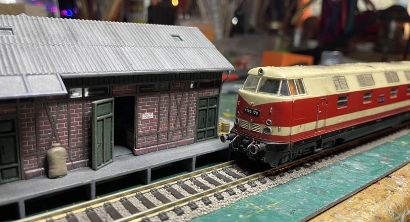 Bahnbauten - Auhagen / Pola / Kibri / Faller / Vollmer Fcb36d10