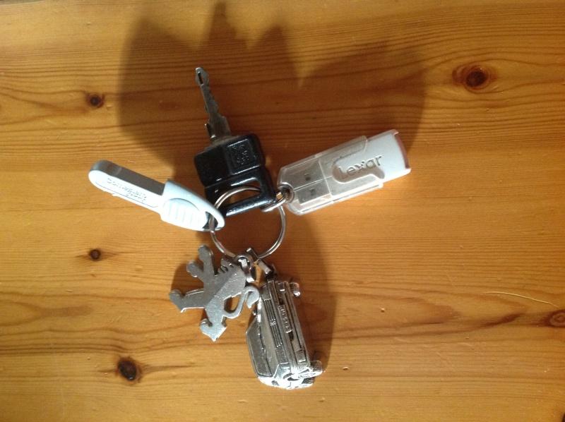 Le trousseau de clef de votre GTI Image12