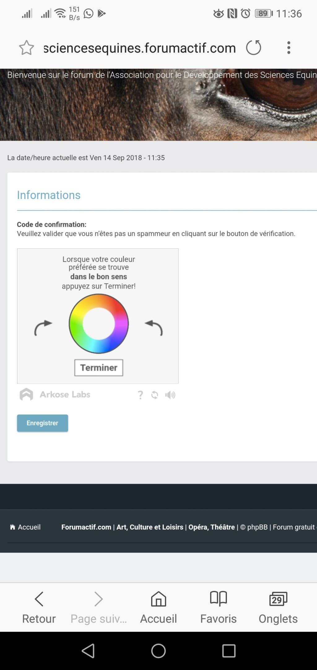 une idée de projet sur la définition du contact en dressage Screen11