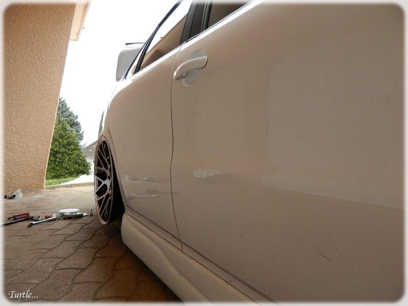 Seat Toledo² Un air ride et 4 Maserati Granturismo en 20. Vertin28