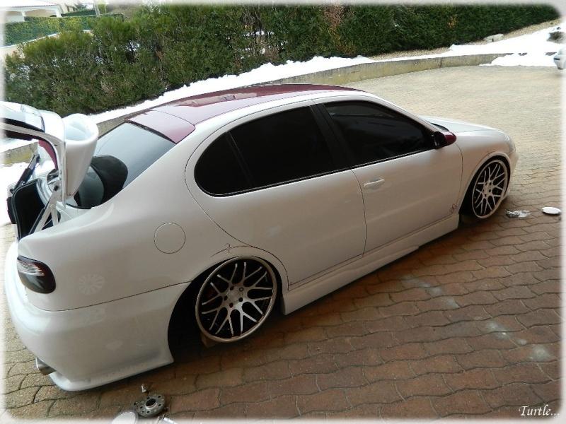 Seat Toledo² Un air ride et 4 Maserati Granturismo en 20. Vertin31