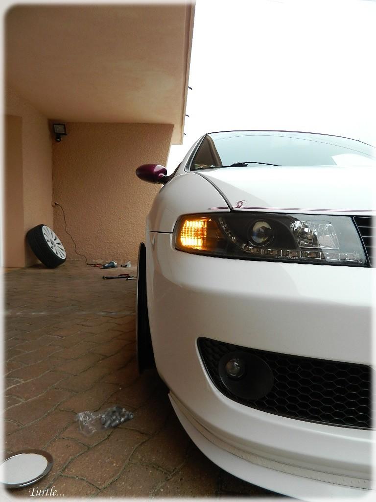 Seat Toledo² Un air ride et 4 Maserati Granturismo en 20. Vertin32