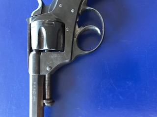 Revolver d'ordonnance 72/78 1110