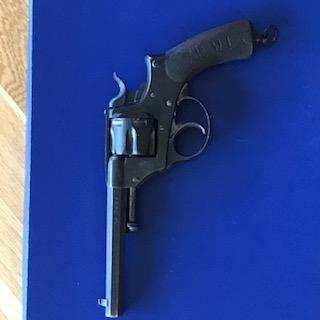 Revolver d'ordonnance 72/78 1312