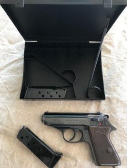 Walther PPK de l'armée suisse 1_110