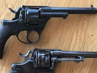 Revolver d'ordonnance 72/78 2010