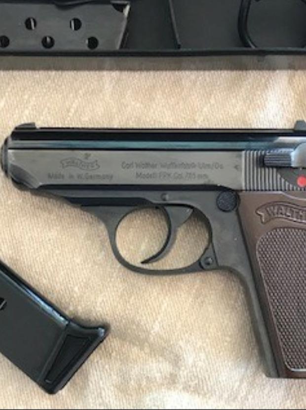 Walther PPK de l'armée suisse 2_110