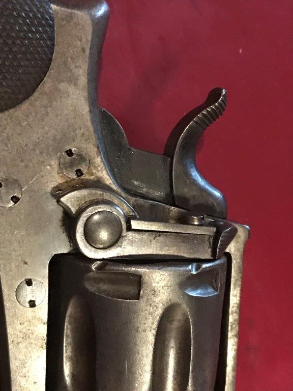 Revolver d'ordonnance 72/78 411