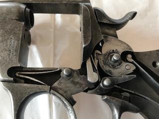 Revolver d'ordonnance 72/78 910