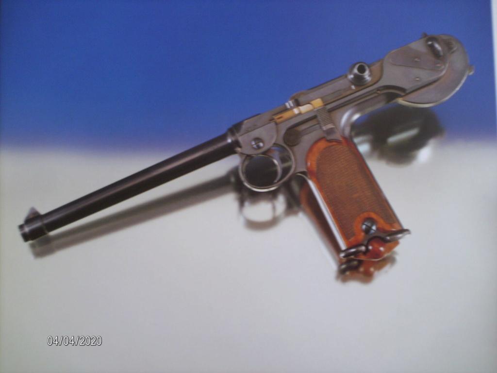 Borchardt, Mauser et Mannlicher d'essai en Suisse Hpim0022