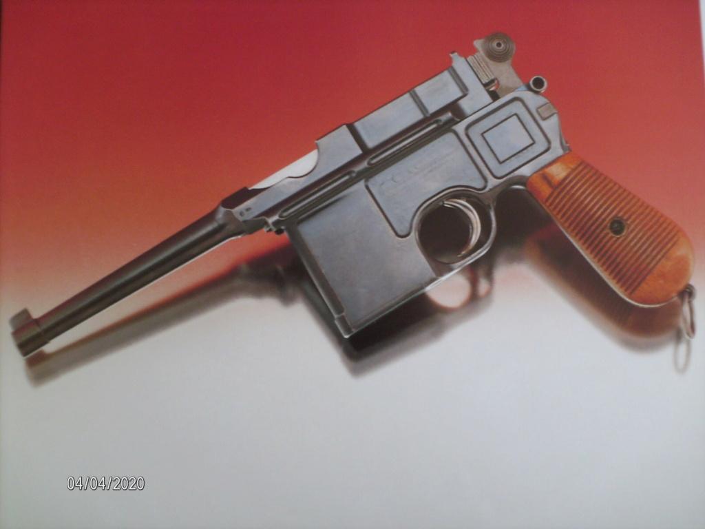 Borchardt, Mauser et Mannlicher d'essai en Suisse Hpim0023