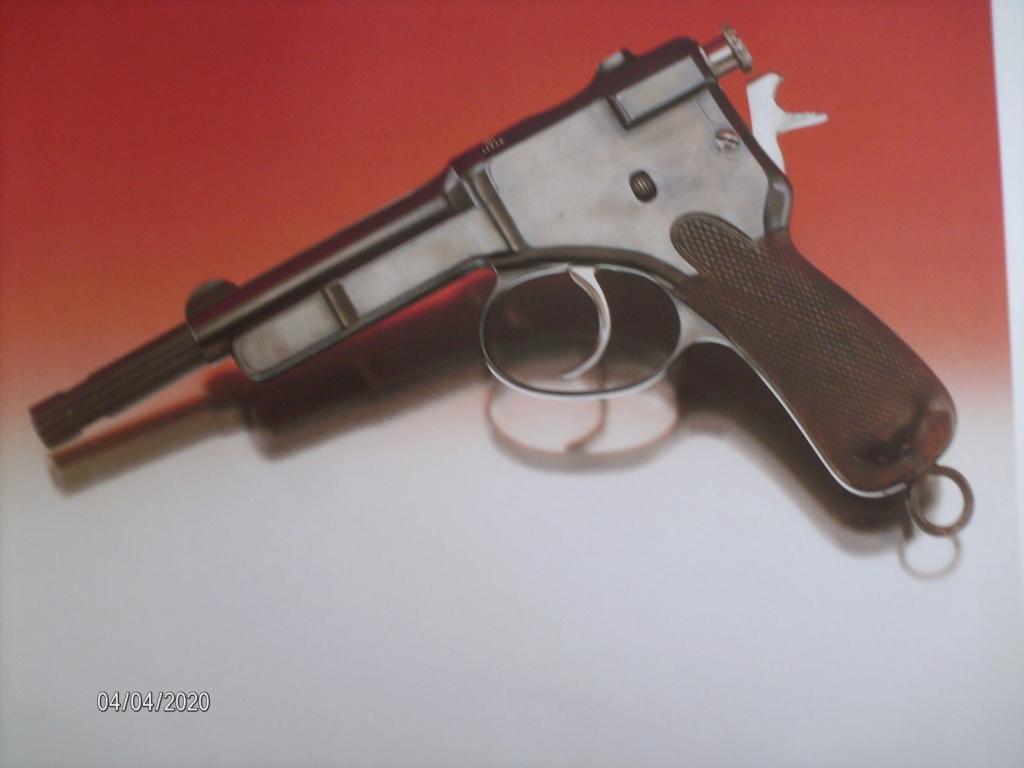 Borchardt, Mauser et Mannlicher d'essai en Suisse Hpim0024
