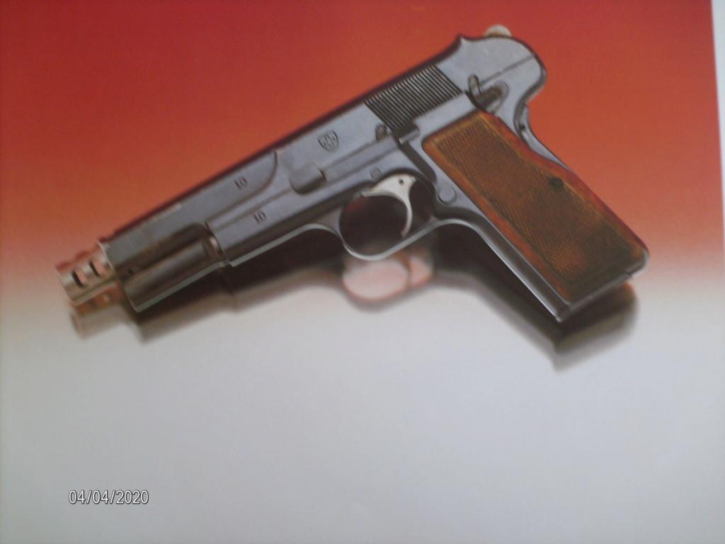 Pistolet d'essai Browning, successur du Para Hpim0027