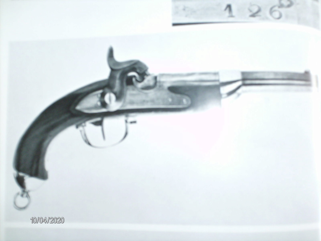 Pistolet de cavalerie à percussion modèle 1842 - Page 2 Hpim0123