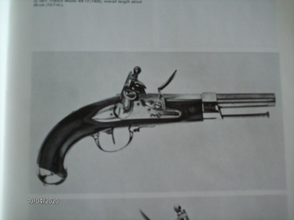 Pistolet de cavalerie à percussion modèle 1842 - Page 2 Hpim0126