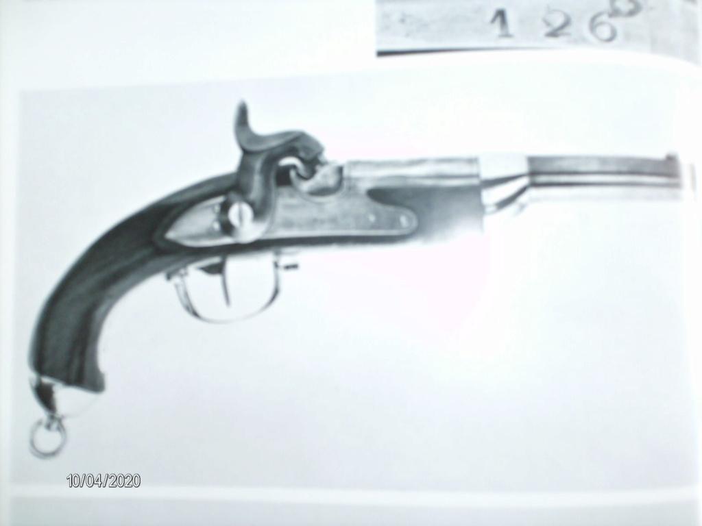 Pistolet de cavalerie à percussion modèle 1842 - Page 2 Hpim0127