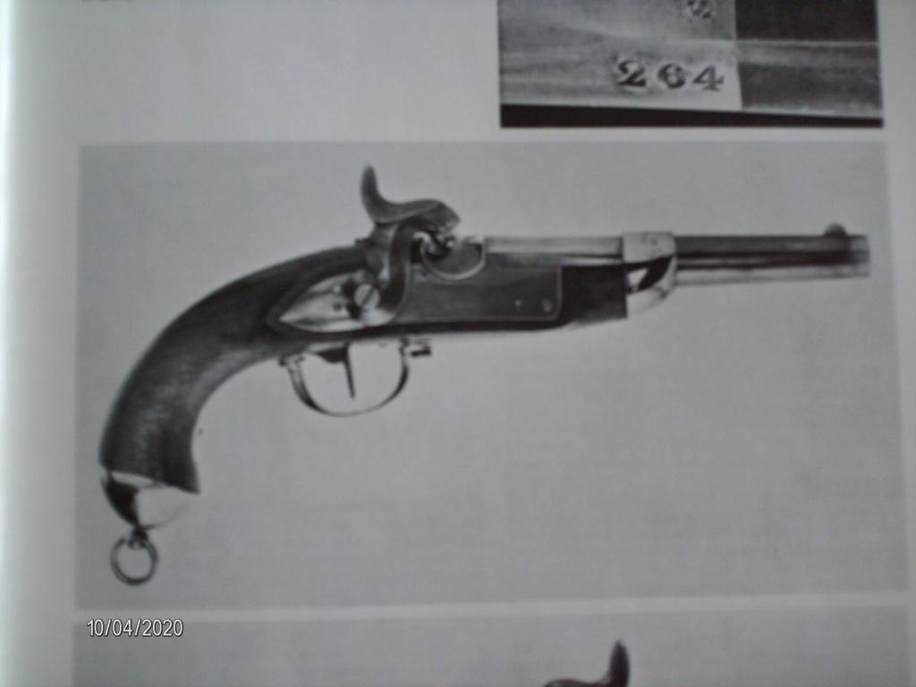 Pistolet de cavalerie à percussion modèle 1842 - Page 2 Hpim0128