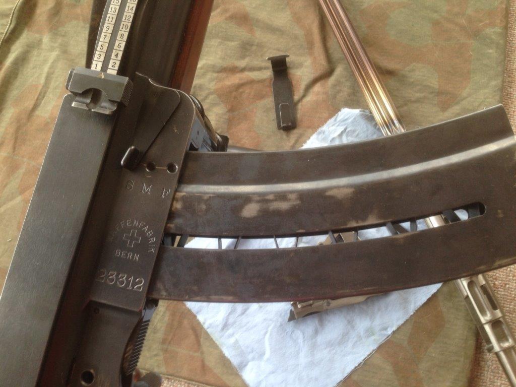 Le fusil-mitrailleur BREN MK II fabriqué au Canada par la Compagnie John Inglis Img_0512