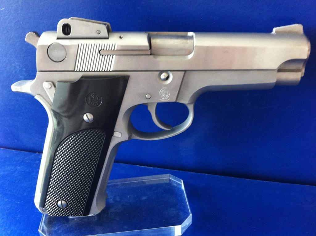 cuivrage de l'inox sur pistolet neuf..... Img_1244