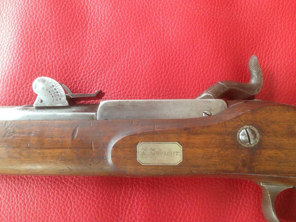 un pistolet  AN XIII Img_1826