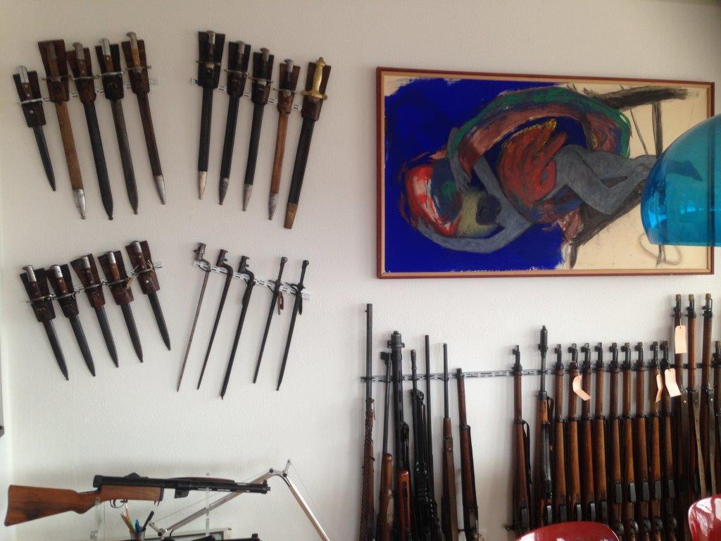 Présentation de vos armes longues  - supports -  Img_2311