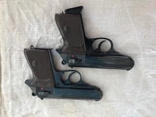 Walther PPK et PPK-L, d'ordonnance/réglementaires dans l'armée suisse Img_2710