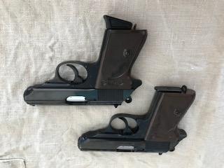 Walther PPK et PPK-L, d'ordonnance/réglementaires dans l'armée suisse Img_2711