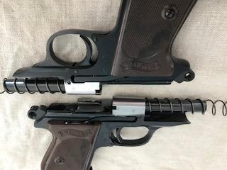Walther PPK et PPK-L, d'ordonnance/réglementaires dans l'armée suisse Img_2720