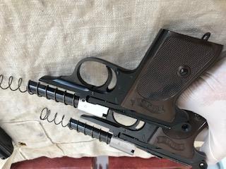 Walther PPK et PPK-L, d'ordonnance/réglementaires dans l'armée suisse Img_2721