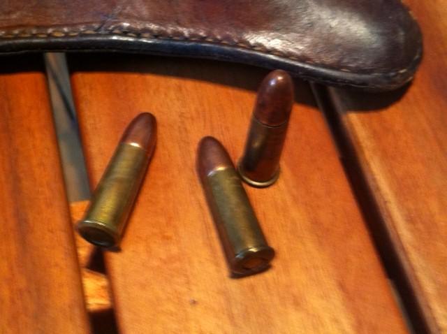 Revolver 1882/1929 et tir de SW 32 Muniti10