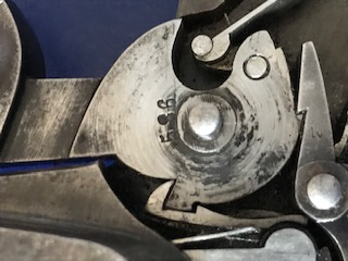 Revolver d'ordonnance 72/78 Noix10