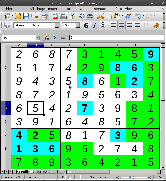 Histoire de neurones: Les Sudokus - Page 4 Sudoku10